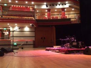 Birmingham Symphony Hall Sain Zahoor Songwall
